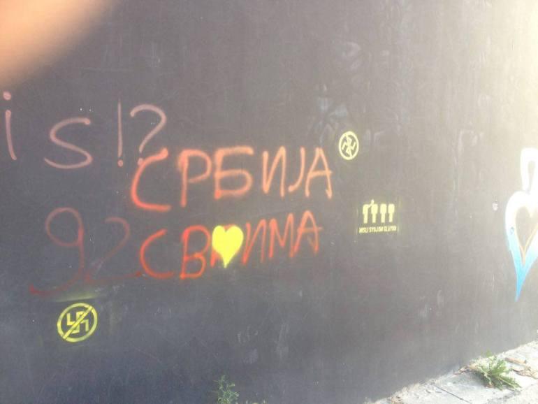 NOVI SAD - grafit